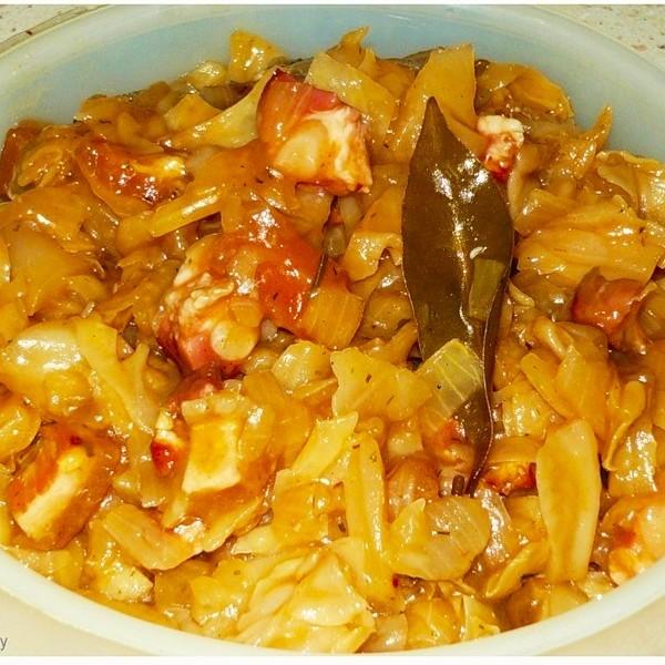 Солянка из свежей капусты - пошаговый рецепт с фото на ...