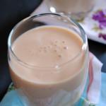 Russian dairy drink Ryazhenka
