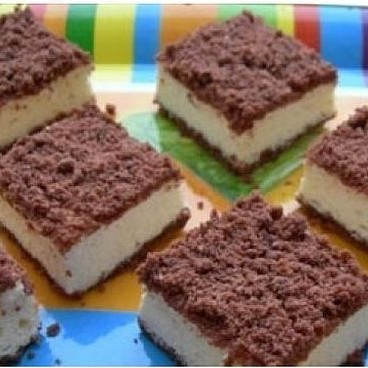 Russian tvorog cake