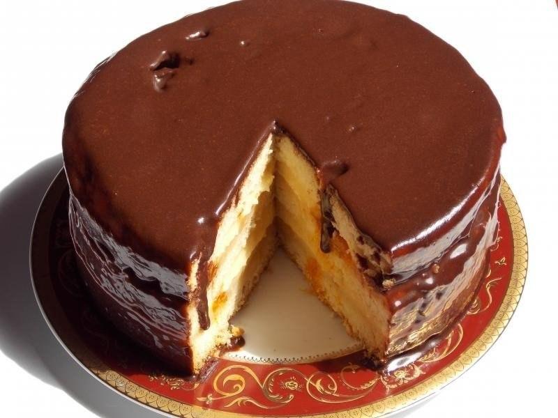 Making A Thin Cake