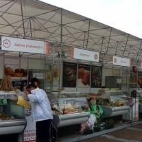 Russian Food Festival in Amsterdam