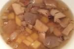 Cep Mushroom Soup