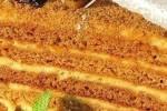 Medovik cake recipe