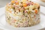 Olivier salad recipe