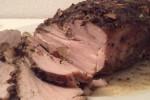 Buzhenina - Russian roasted pork