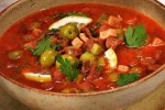 Solyanka soep